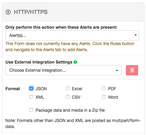 HTTP/HTTPS Integration – FastField Mobile Forms Help Center